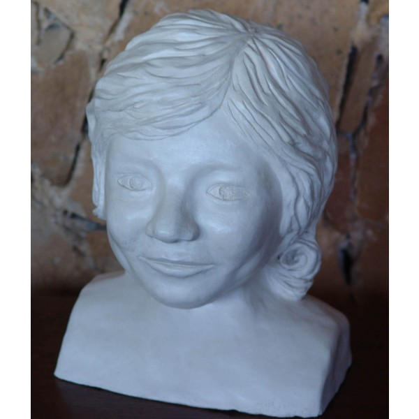 Sculpture en terre cuite - Jules